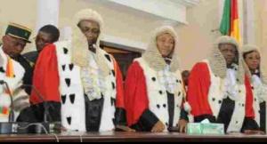 Les juges du Conseil constitutionnel