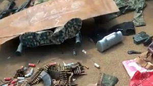 Attaques aux engins explosifs: des vidéos  insoutenables de l'assaut contre l'armée  [VIDEO]