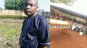Inhumation du jeune revendeur décédé en prison