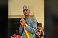 Cabral Libii est à son 1er mandat au parlement