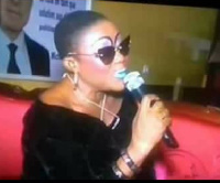 L'Artiste camerounaise Mama Nguea