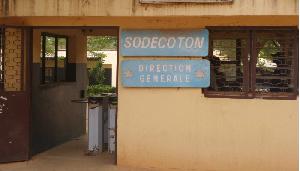 Direction Générale De La SODECOTON