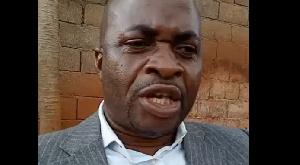 Dr Fridolin Nke