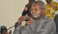 Agbeyomé Kodjo, candidat malheureux à  la présidentielle du Togo