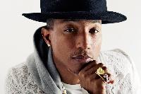 L'artiste américain Pharrell Williams