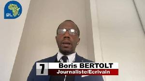 Boris Bertolt