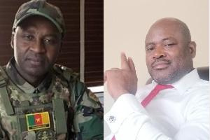 Patrice Nouma et Hubert Ateba