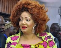 Chantal Biya figure parmi les 10 premières dames les plus belles d'Afrique