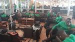 Choupo Moting et ses camarades étaient censés partir du Cameroun hier jeudi à 18h45