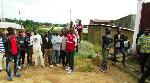 Ngaoundere Employes Chantier Adduction Eau