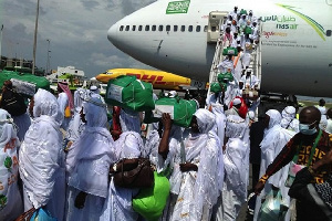 Des camerounais au Hadj de l'an dernier
