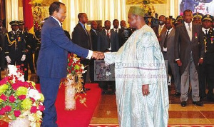 Bello Bouba a été roulé dans la farine par Paul BIYA