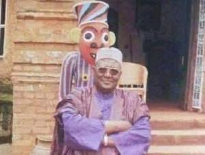 Le Sultan Ibrahim Mbombo Njoya