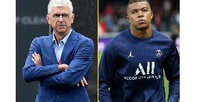Wenger Et Mbappe
