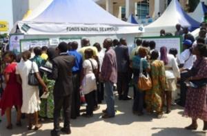 Le Fond national de l'emploi n'a pas lancé un avis de recrutement
