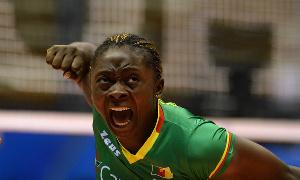 Victoire Ngo Ntame a été élue sacrée MVP du match