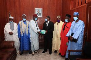 Les recommandations d'Atanga Nji aux imams