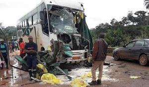 Un accident de la circulation