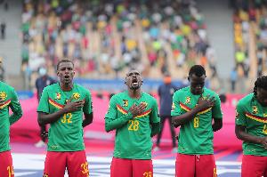 Le Cameroun face au Mali pour une place en quarts