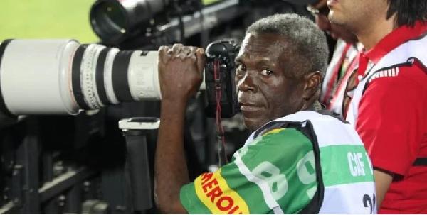 Nécrologie: le célèbre photographe Maurice Ebanga n'est plus !