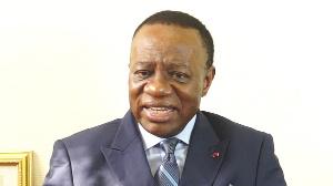 Prof Fame Ndongo, ministre de l'Enseignement supérieur