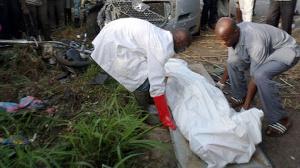 Cadavre Cameroun