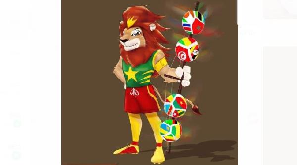 CHAN 2020: la mascotte de Félix Fokoua vole la vedette à Tara