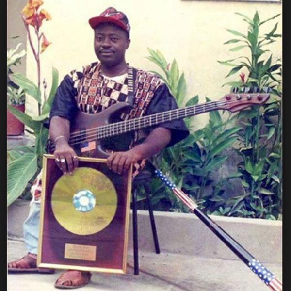 Kotto Bass est décédé à l'âge de 33 ans