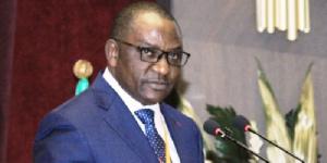 Edwin Fongod Nuvaga, DG Des Douanes