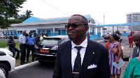 Louis Richard Njock, Directeur de l'Hôpital Laquintinie de Douala