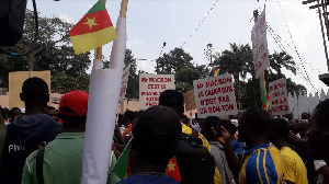 Cette manifestation inspirée par le cabinet civil devient donc un affront de Paul Biya contre Macron
