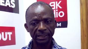 Le président du Syndicat national des journalistes du Cameroun (Snjc)