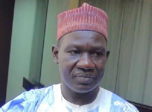Alamine Ousmane Mey ministre de l'économie