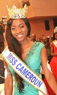 Miss Cameroun 2018, Caroline Aimée Nseké