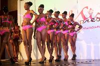 Les candidates au concours de Miss Cameroun