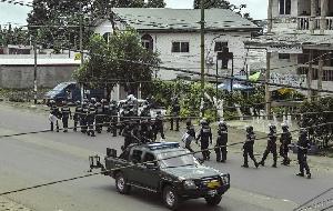 Une patrouille de la police attaquée par des séparatistes à Bamenda
