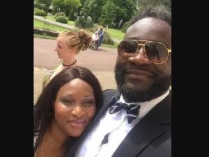 Le mari et sa  femme