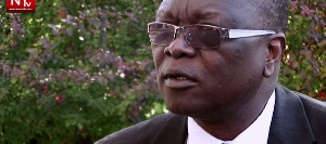 Amadou Vamoukle, ancien DG de la CRTV