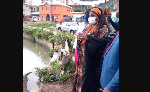 Elle s'est rendue à Douala, afin de toucher du doigt l'état de la ville post-innovations