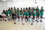Quart de finale Can hand Dames 2020:  les Camerounaises affrontent les  Nigérianes