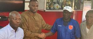 Le nouvel entraîneur du club guinéen remplace Da Rosa Gomez démis de ses fonctions