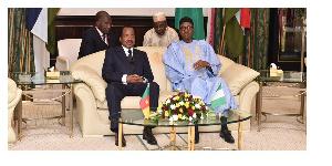 Paul Biya et Buhari