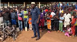 Le député Gérald Ngala  dans la division Donga Mantung