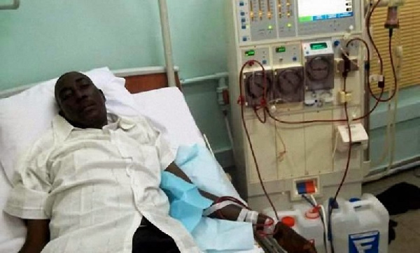 Hôpital de Douala: mouvement d'humeur des insuffisants rénaux
