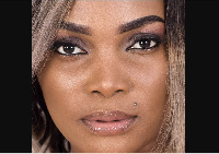 L'actrice Emy Dany Bassong