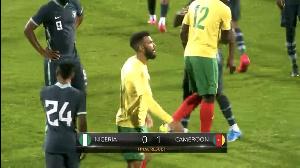 Nigeria Vs Camer