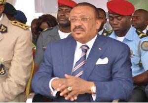 Atangana Kouna a été arrêté après avoir été évincé du  gouvernement en mars 2018