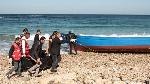 Les corps des deux migrants ont été découverts  par les services de secours