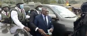 Révélations sur la vraie fausse attaque de Dion Ngute