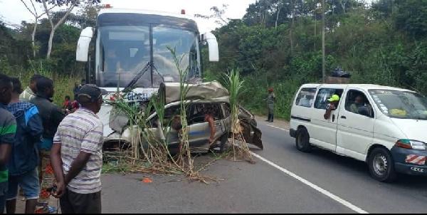 Un accident de la circulation fait 6 morts et 32 blessés à Ngaoundéré